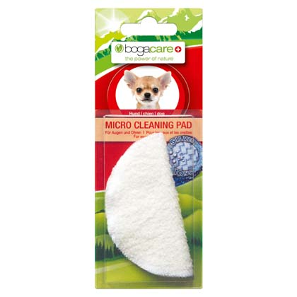 "bogacare® Honden-microvezel cleaning pad ""High-Tech"""