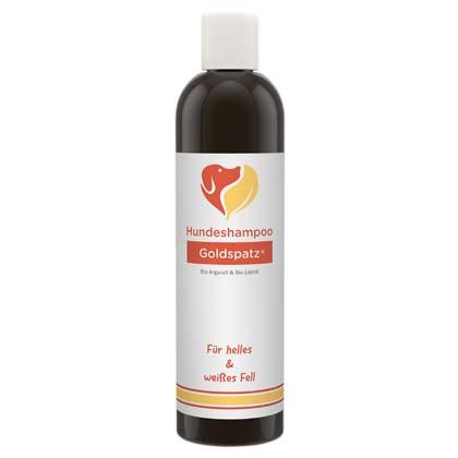 """Hund & Herrchen Honden-shampoo """"Goldspatz"""""""
