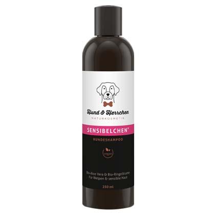 """Hund & Herrchen Honden-shampoo """"Sensibelchen"""""""