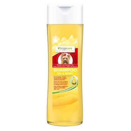 "bogacare® Shampoo ""Oil & Shiny"""