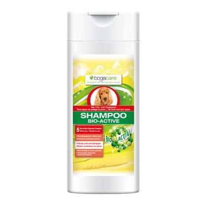 "bogacare® Shampoo ""Bio-Active"""