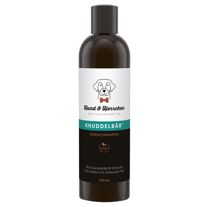 """Hund & Herrchen Hunde-Shampoo """"Knuddelbär"""""""