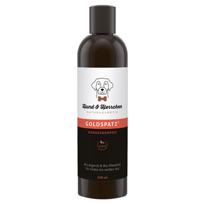"Hund & Herrchen Hunde-Shampoo ""Goldspatz"""