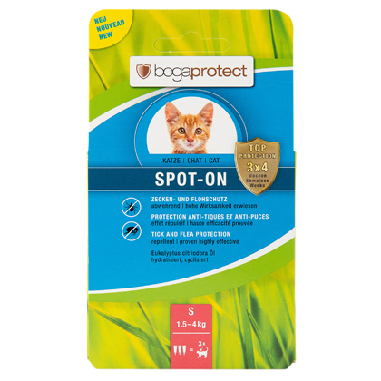 "bogaprotect® Spot-On ""Katze"""