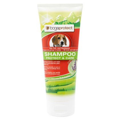 "bogaprotect® Shampoo ""Protect & Care"""