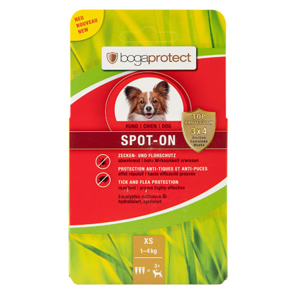 "bogaprotect® Spot-On ""Hund"""