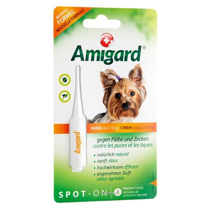 """Amigard® Spot-On """"Anti-Parasit Hund"""""""