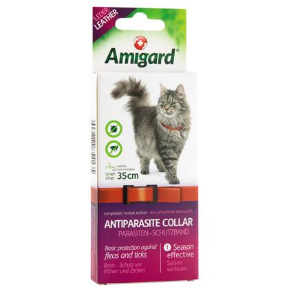 """Amigard® Katzen-Schutzhalsband """"Anti-Parasit"""""""