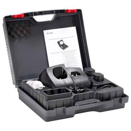 Aesculap accessoire-set voor hybride scheermachines
