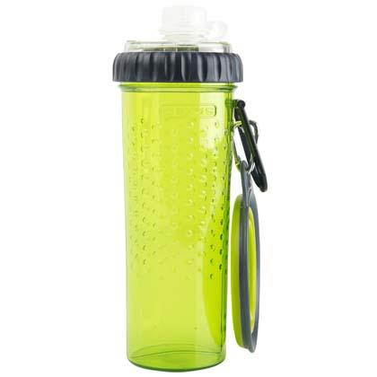 Dexas 2-in-1 Trinkflasche & Futterbehälter