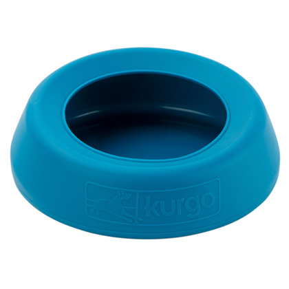"Kurgo Hondendrinkbak ""Splash-Free Wander Water Bowl"""
