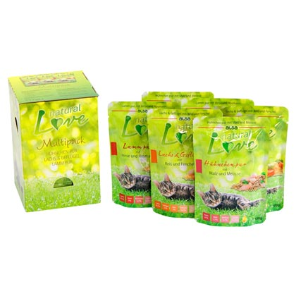 alsa natural Love Multipack Katze