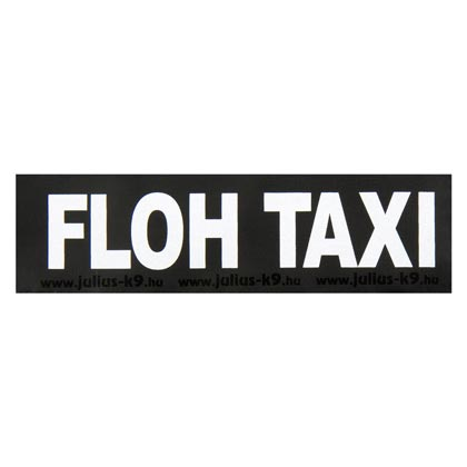 """Klett für JULIUS-K9 """"Floh Taxi"""", 2er-Set"""