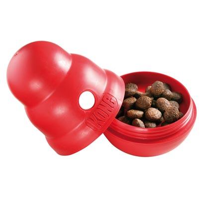 """Snack-Speelgoed Kong """"Wobbler"""""""