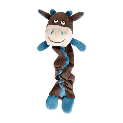 "HUNTER Hunde-Spielzeug ""Strech Body Cow"""