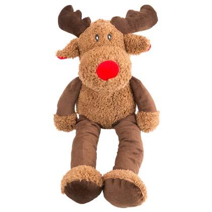 """Pluchespeelgoed """"Supersize Reindeer"""""""