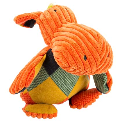"HuggleHounds® Hunde-Plüschspielzeug ""Hippo"""