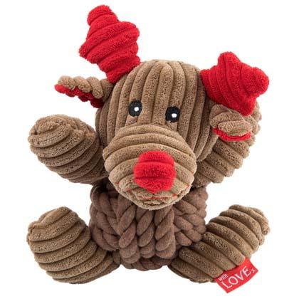 "Hundeball ""Jolly Reindeer"""