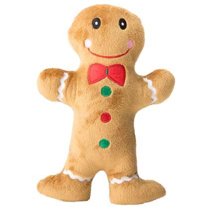 "Hunde-Plüschspielzeug ""Ginger Man"""