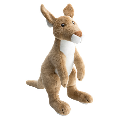 "Hunde-Plüschspielzeug ""Känguru"""