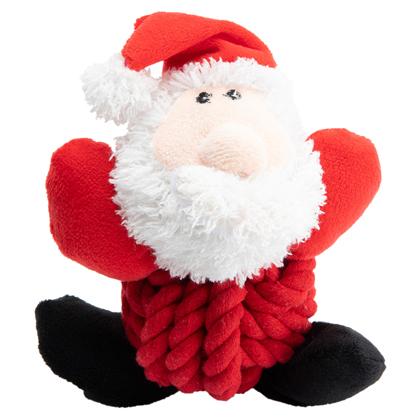 "Hundeball ""Knottie Santa"""