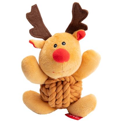 "Hundeball ""Knottie Reindeer"""