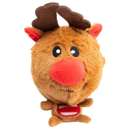 """Hunde-Plüschspielzeug """"Christmas Reindeer"""""""