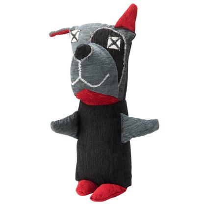"""NUFNUF Hunde-Plüschspielzeug """"Dog Axel"""""""
