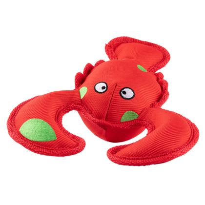 """KONG Hondenspeelgoed """"Belly Flops Lobster"""""""