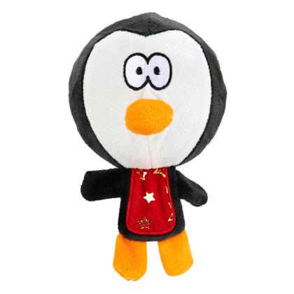 "Hunde-Plüschspielzeug ""Big Head Penguin"""