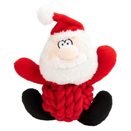 """Hundespielzeug """"Santa Knottie"""""""