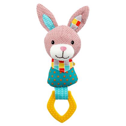 """Puppy-kauwspeelgoed """"Gebitsverzorging-konijntje"""""""