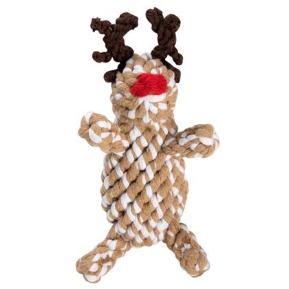 """Hundespielzeug """"Rope Reindeer"""""""
