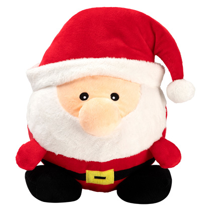 """Honden-pluchespeelgoed """"Kerstman"""""""