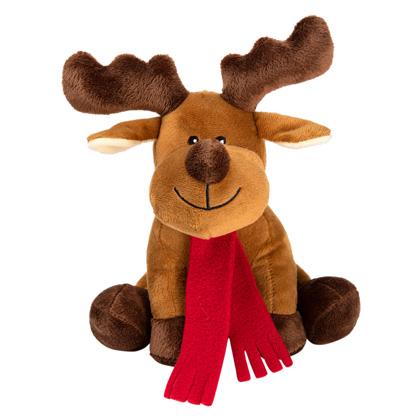 """Honden-pluchespeelgoed """"Eland Rudolph"""""""