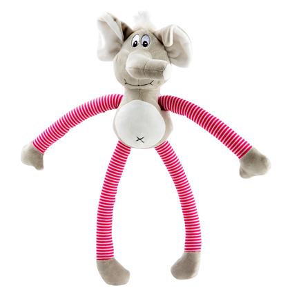 """Hunde-Plüschspielzeug """"Pull my Leg Elephant"""""""