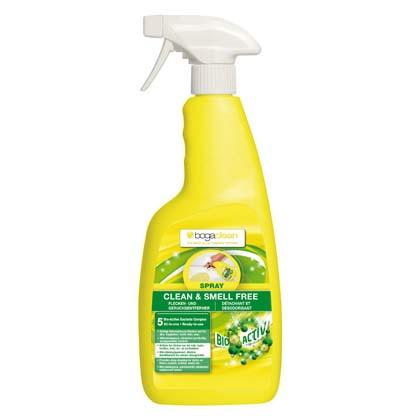 "bogaclean® Geruchsentferner ""Clean & Smell Free Spray"""