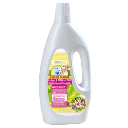 "bogaclean® Geruchsentferner ""Clean & Smell Free Washing Additive"""
