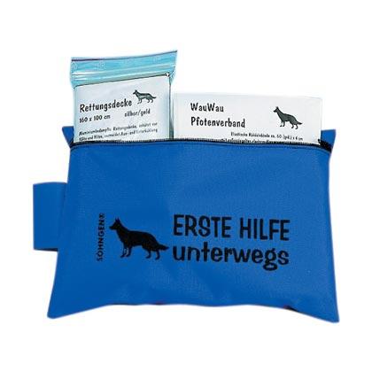 Eerste hulptas voor honden