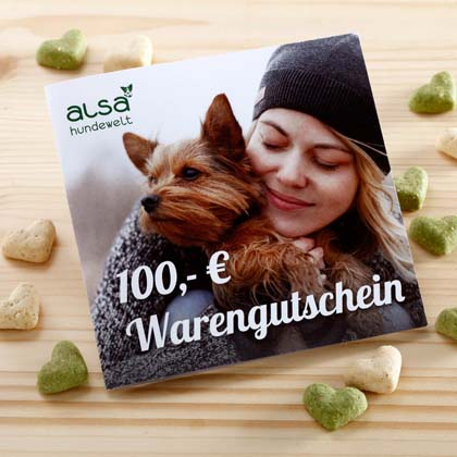 alsa-nature Waardebon € 100,-