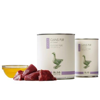 alsa-nature Single-Protein Gans pur