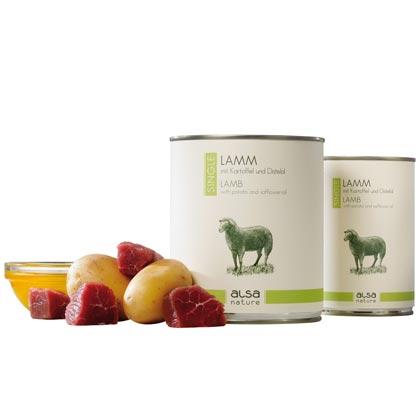 alsa-nature Single-Protein Lamm mit Kartoffel