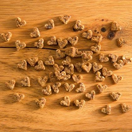 alsa-nature Kalkoen-hartjes