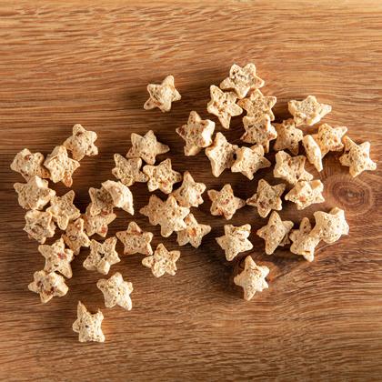 alsa-nature Vegetarische Kokos-Sterne