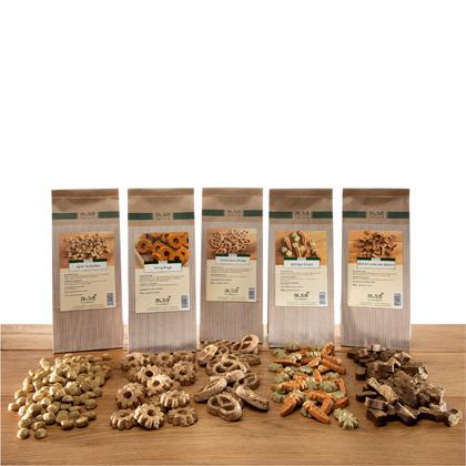"""alsa-nature Snackpakket """"Koekjes-mix"""""""