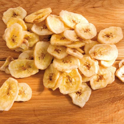 alsa-nature Bananen-Honig-Chips