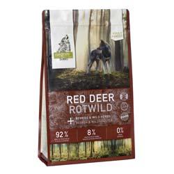 isegrim® FOREST Rotwild mit Beeren & Wildkräutern Trockenfutter, 3 kg, Hundefutter trocken - alsa-hundewelt