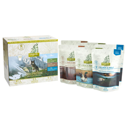 isegrim® Roots Multipack 2, 12 x 410 g, Hundefutter - alsa-hundewelt