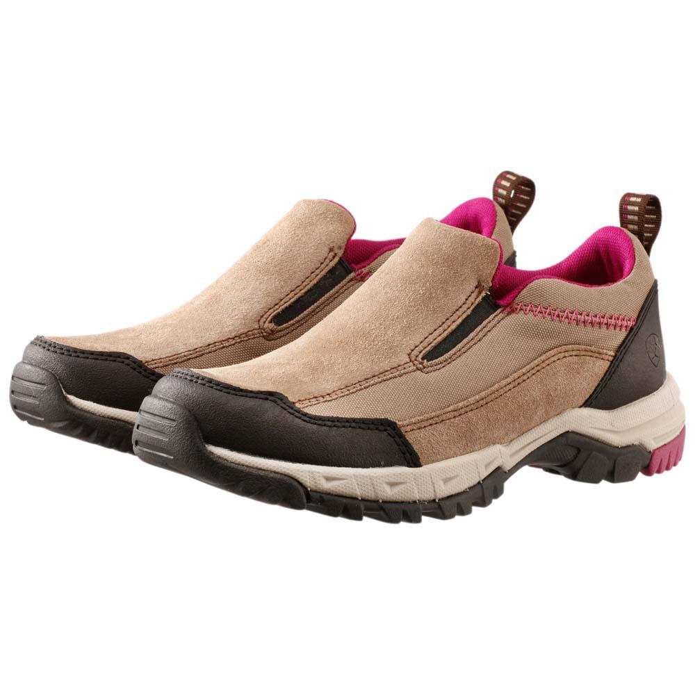 Ariat Damen Slip-On-Sneaker Skyline Braun, Gr. 36 bei Alsa Hundewelt - Naturfutter