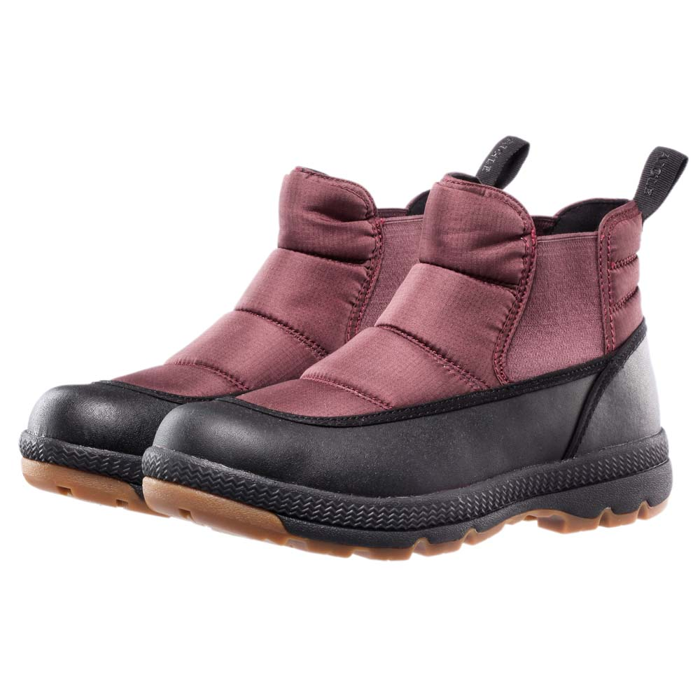 Aigle Damen Boots T-Warm Chelsea W MTD dunkelrot, Gr. 36